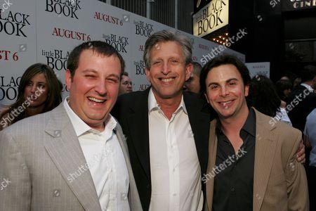 William Sherak, Joe Roth & Jason Shuman
