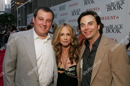 Willam Sherak, Holly Hunter & Jason Shuman