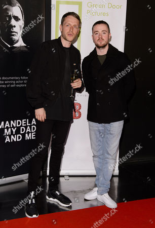 Mr Hudson and Maverick Sabre