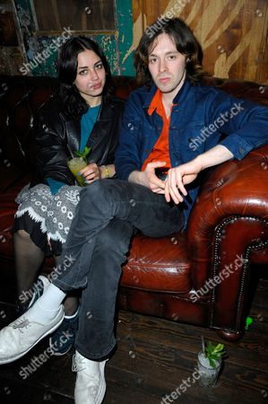 Stock Picture of Harry Koisser with guest
