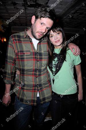 Jamie Reynolds and Annabelle Neilson