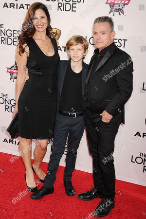 Stock Photo of Floyd Herrington and parents