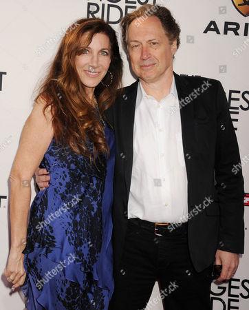 Donna Isham and Mark Isham