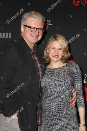 Editorial image of 'Hand to God' play opening night, New York, America - 07 Apr 2015