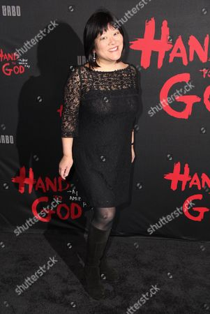 Editorial picture of 'Hand to God' play opening night, New York, America - 07 Apr 2015