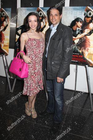 Julia Macchio and Ralph Macchio