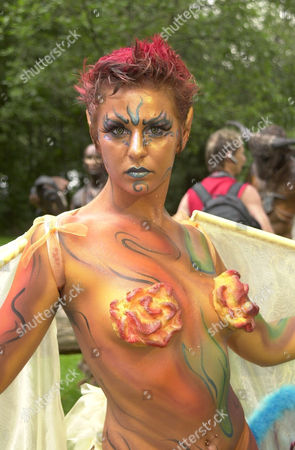 World Bodypainting Festival Editorial Stock Photo Stock Image Shutterstock