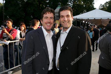 Sam Mercer and Oren Aviv