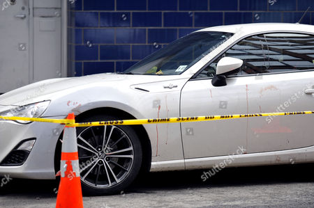 Chris Copeland 's car