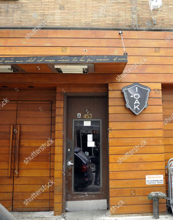 Stock Photo of 1Oak nightclub