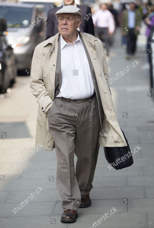 Stock Picture of Clive Swift