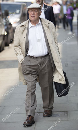 Editorial picture of Clive Swift out and about, London, Britain - 08 Apr 2015