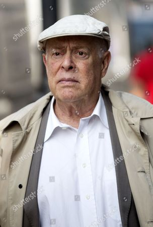 Editorial photo of Clive Swift out and about, London, Britain - 08 Apr 2015