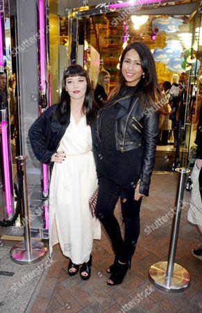 Marama Corlett and Farzana Dua Elahe