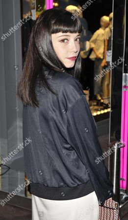 Editorial picture of Monki VIP Party, London, Britain - 08 Apr 2015