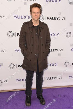 Stock Photo of Jacob Pitts
