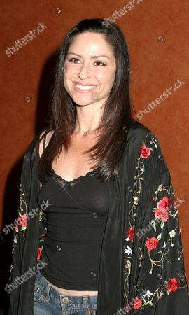 Stock Picture of Teresa Strasser