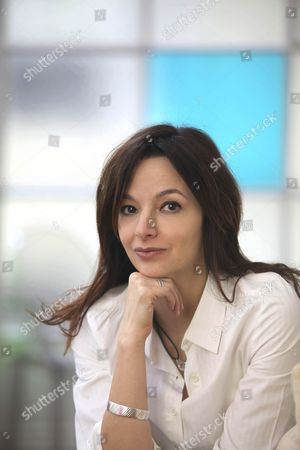 Stock Picture of Eliette Abecassis