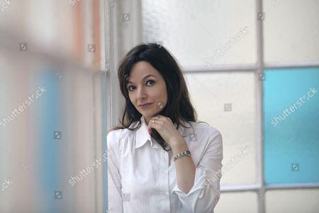 Editorial photo of Eliette Abecassis, Paris, France - 16 Mar 2015