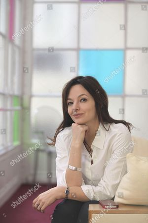 Stock Image of Eliette Abecassis
