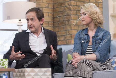 Sir Anthony Seldon and Ella Brookbanks