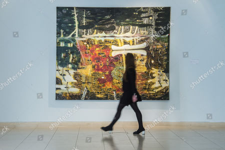 Peter Doig, Swamped 1990, est $20-30m