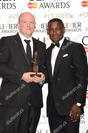 Mike Bartlett and David Harewood