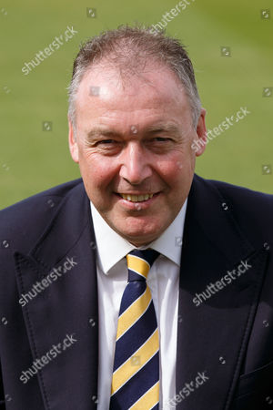 Middlesex CCC managing Director Angus Fraser