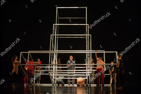 National Youth Dance Company present 'Frame[d]'