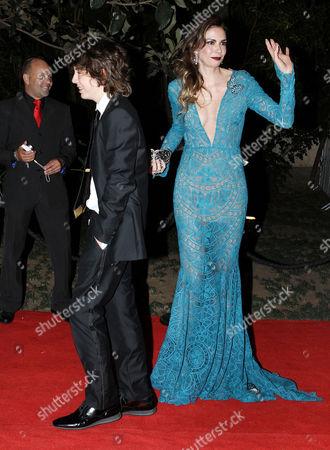 Editorial photo of AmfAR honors Cher, Felipe Diniz and Jean Paul Gaultier at the Fifth Annual Inspiration Gala, Sao Paulo, Brazil - 10 Apr 2015