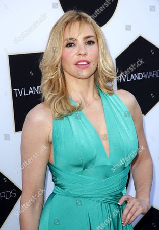 Editorial picture of TV Land Awards, Arrivals, Los Angeles, America - 11 Apr 2015