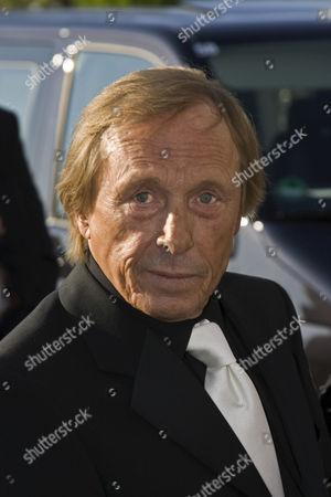 Actor Claus Theo Gaertner, Deutscher Filmpreis, German Film Awards 2009 in Berlin, Germany, Europe