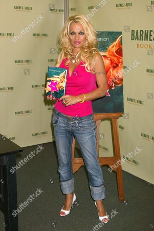 Stock Picture of Pamela Anderson