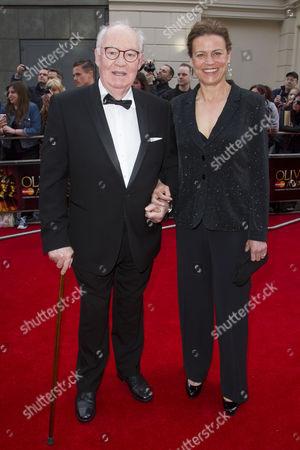 David Calder and Andrea Mason