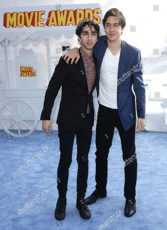 Nat Wolff and Brother Alex Wolf