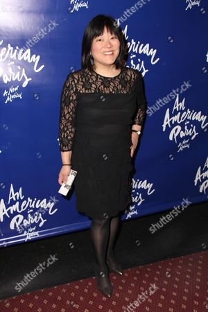 Editorial photo of 'An American in Paris' play opening night, New York, America - 12 Apr 2015