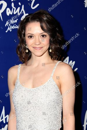 Editorial picture of 'An American in Paris' play opening night, New York, America - 12 Apr 2015