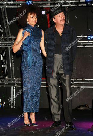 Carlos Santana, Cindy Blackman-Santana