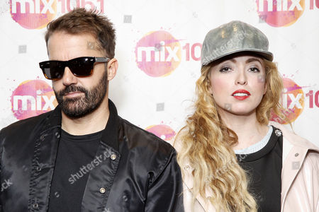 Ting Tings - Jules De Martino and Katie White