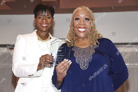 Editorial photo of WDAS Women Of Excellence Luncheon, Philadelphia, America - 11 Apr 2015