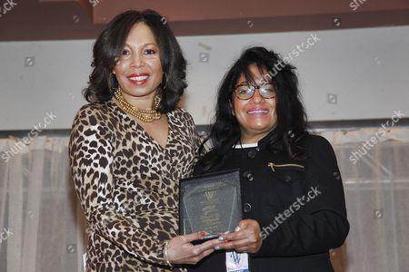 Rhonda E. Willingham and Mimi Brown