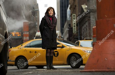 Editorial picture of Judith Miller photo shoot, New York, America - 09 Apr 2015