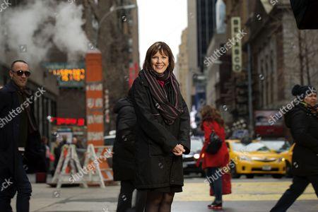Editorial image of Judith Miller photo shoot, New York, America - 09 Apr 2015