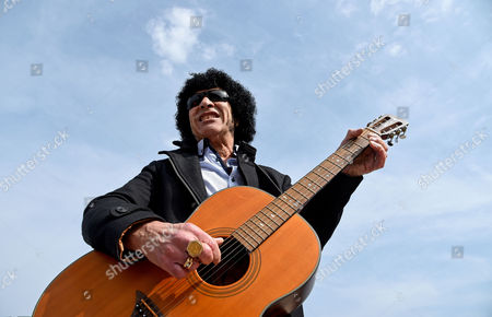 Editorial picture of Ray Dorset out and about in Dorset, Britain - 10 Apr 2015