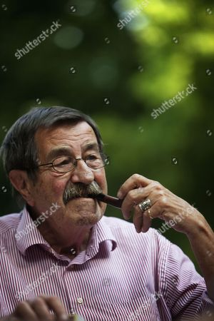 Gunter Grass in Berlin, Germany