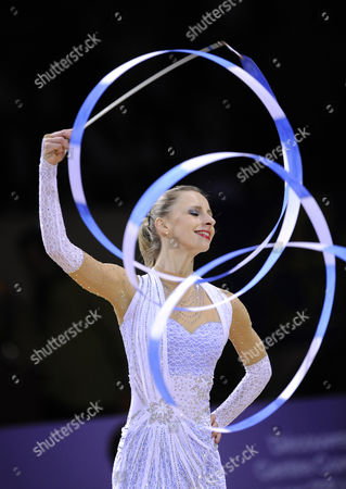 Caroline WEBER, Austria, Grand Prix of Rhythmic Gymnastics, Paris, France, Europe