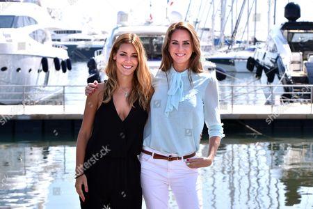 Alejandra Onieva and Florencia Ortiz