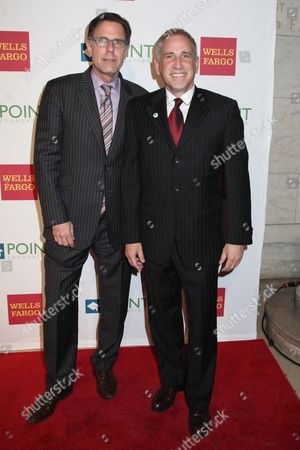 Stock Photo of Richard Ziegelasch and Kevin Chase