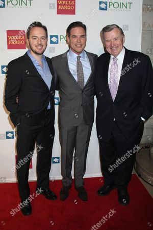 Editorial picture of Point Foundation: Point Honors Gala, New York, America - 13 Apr 2015