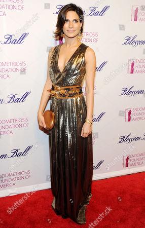 Editorial image of 7th Annual Blossom Ball, New York, America - 13 Apr 2015